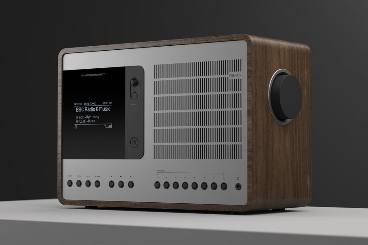 one radio to rule them all revo superconnect lets you stream every kind of station ever