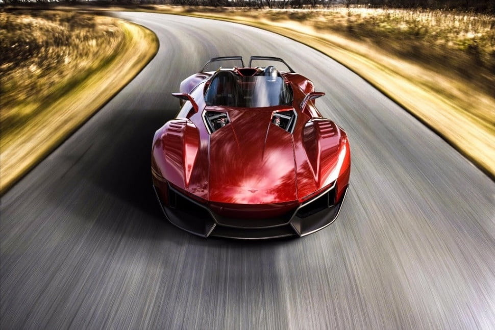 rezvani motors to build beast coupe and suv in  x