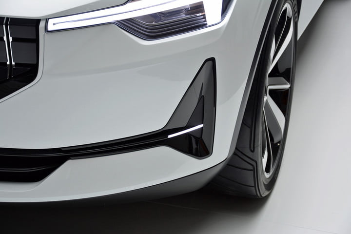 the volvo  series concept bucks swedens staid reputation