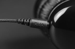 RHA SA950i Headphones review jack