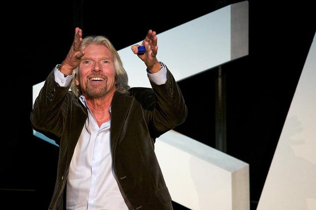virgin and qualcomm launch latest broadband for the masses satellite project richard branson