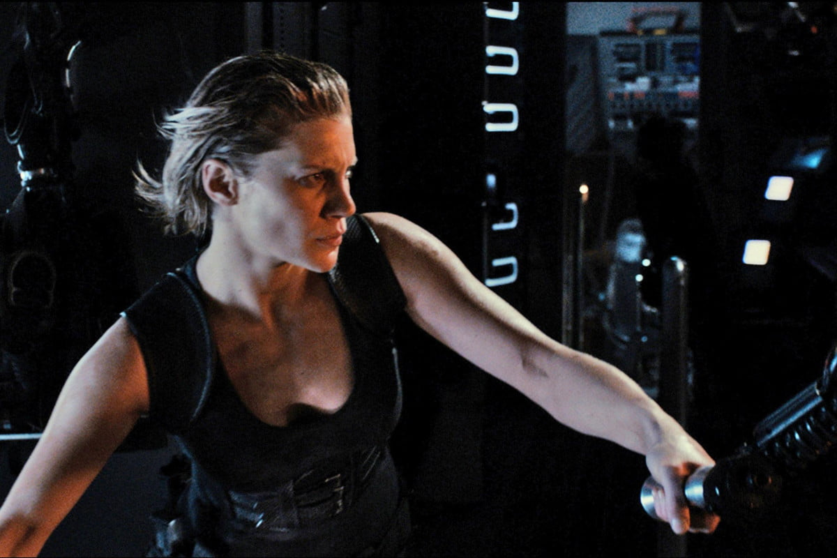 riddick star katee sackhoff on building her toughest badass role yet  feature