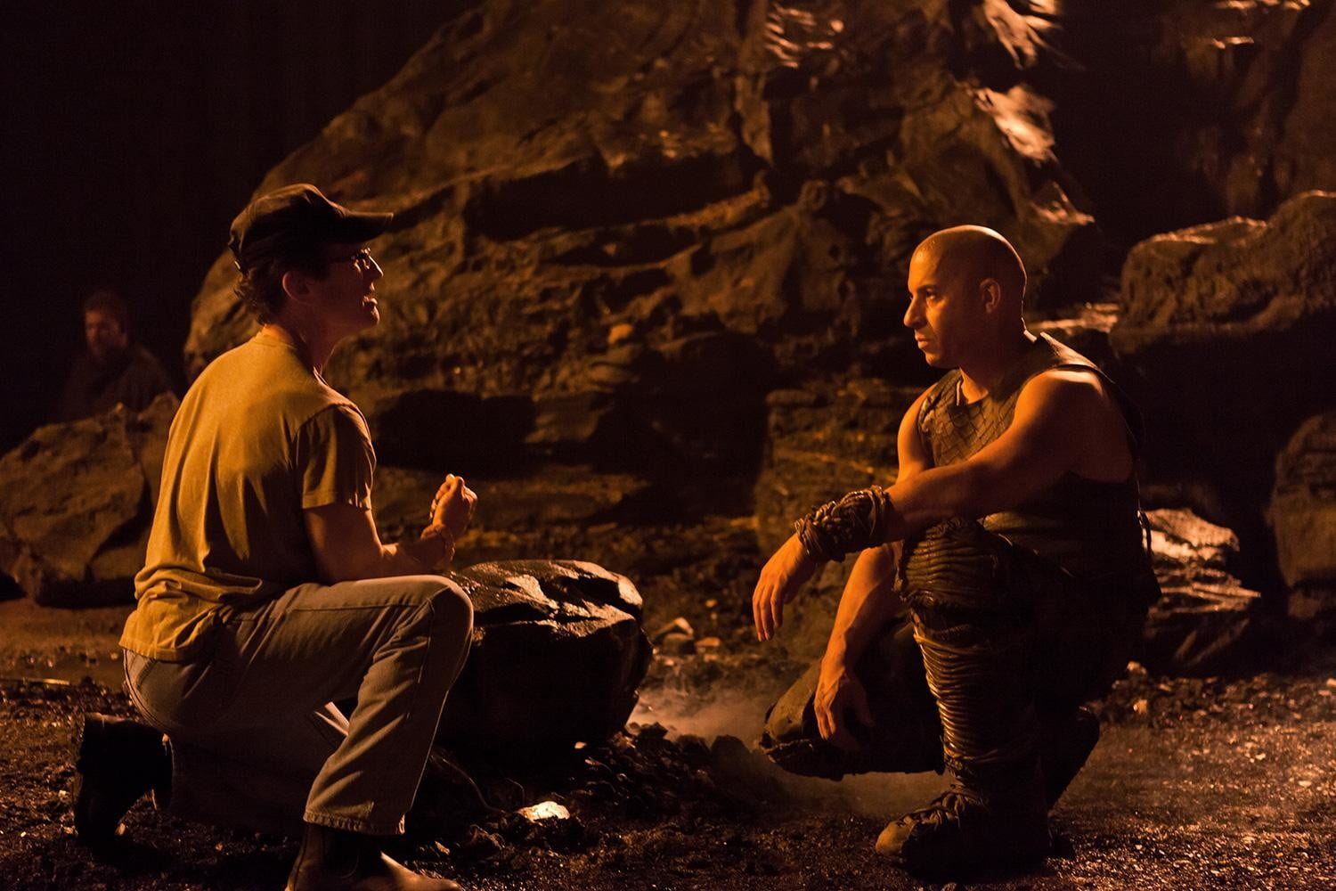 Riddick writer director David Twohy interview 7