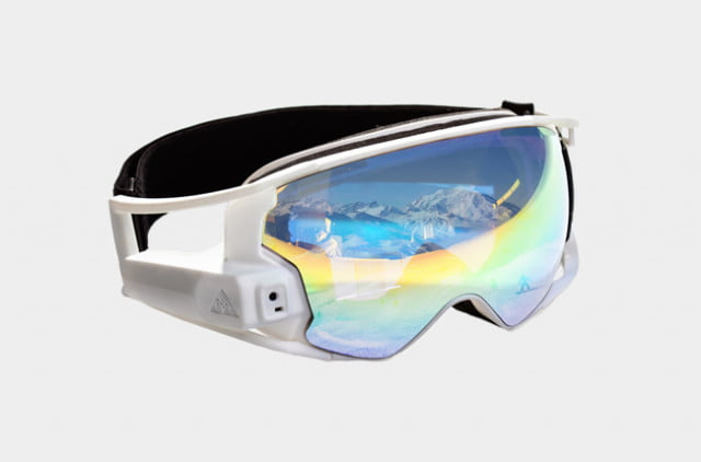 Ride On Augmented Reality Goggles