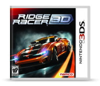 Ridge Racer 3D Review