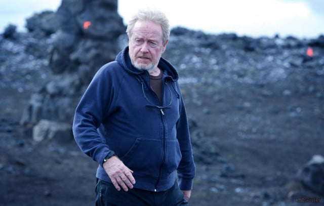 ridley scott teases new virtual reality project prometheus set image