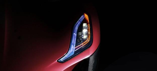 Rimac Concept One LED Headlights