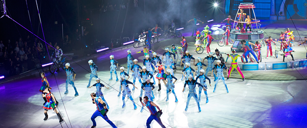 Out with elephants and in with apps: Ringling Bros. is reinventing the circus