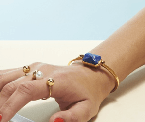 Our favorite smart jewelry is as brainy as it is beautiful