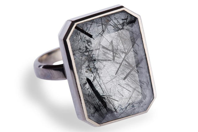 ringly winter collection dive bar news rhodium ring