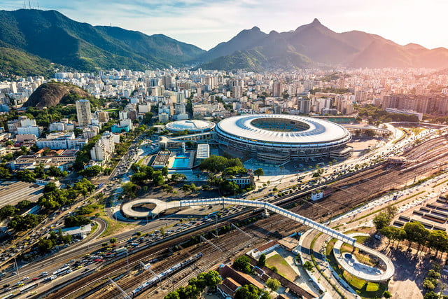 getty to provide  images olympics rio city