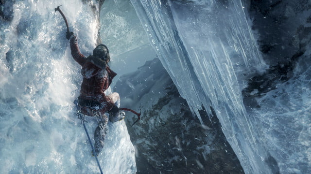 rise of the tomb raider gets even better on pc with directx  and vxao support