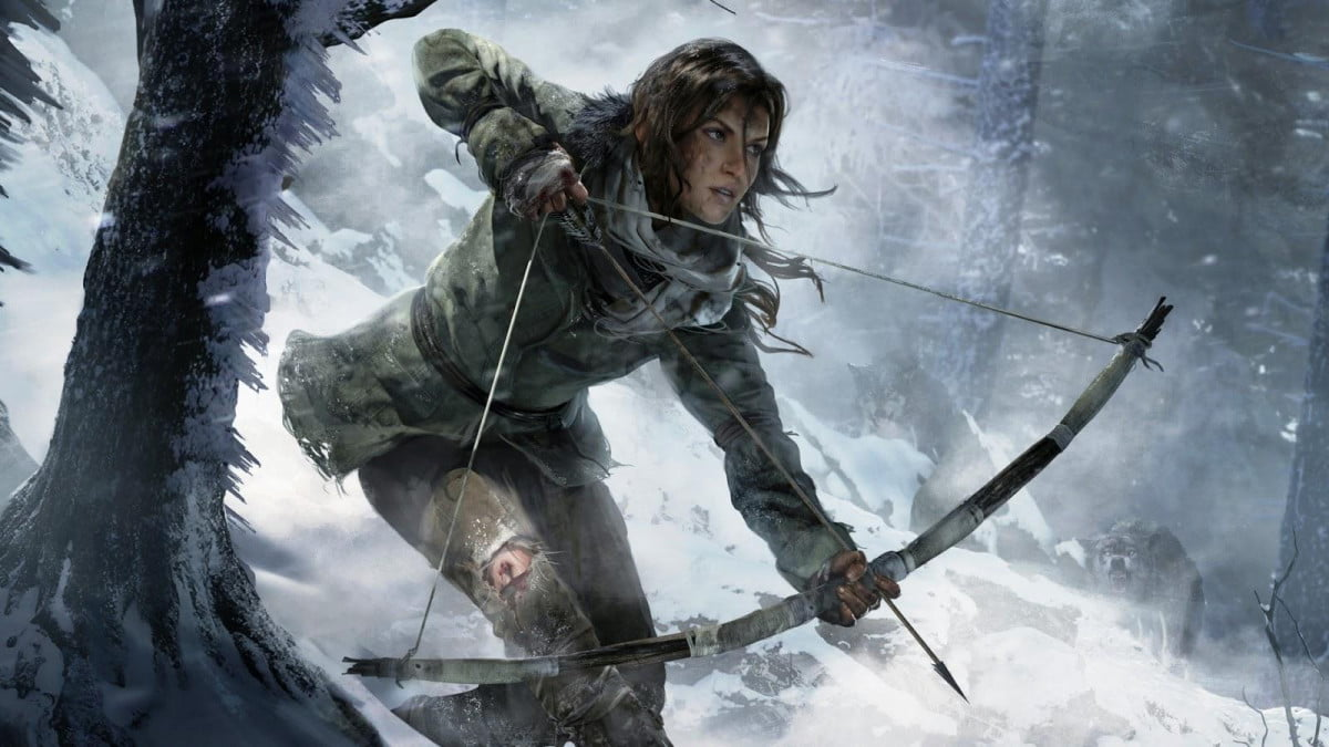 rise tomb raider exclusivity addressed skewered new faq of the concept