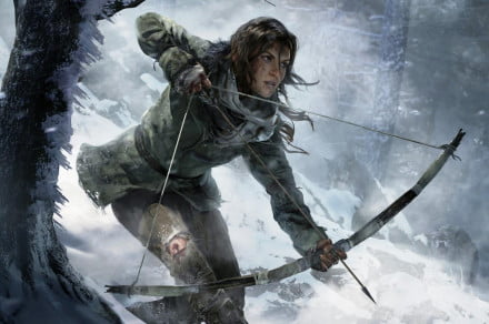 Rise of the Tomb Raider concept