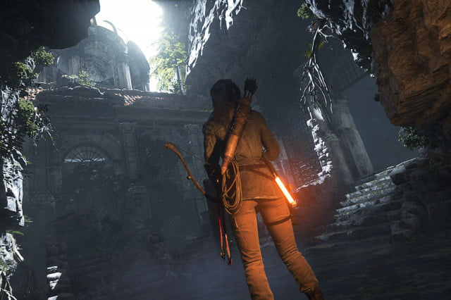 rise tomb raider probably not releasing january of the lara croft games baba yaga