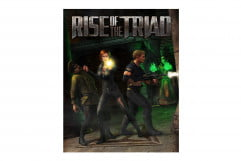 rise of the triad  review cover art