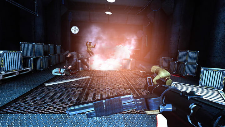 rise of the triad  review screenshot