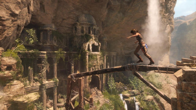rise of the tomb raider ps  pc header