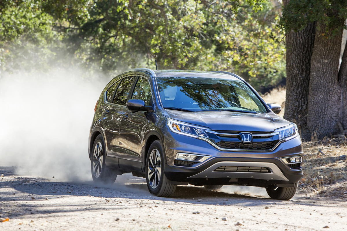 driverless cars mother nature may have a few things to say about that  honda cr v