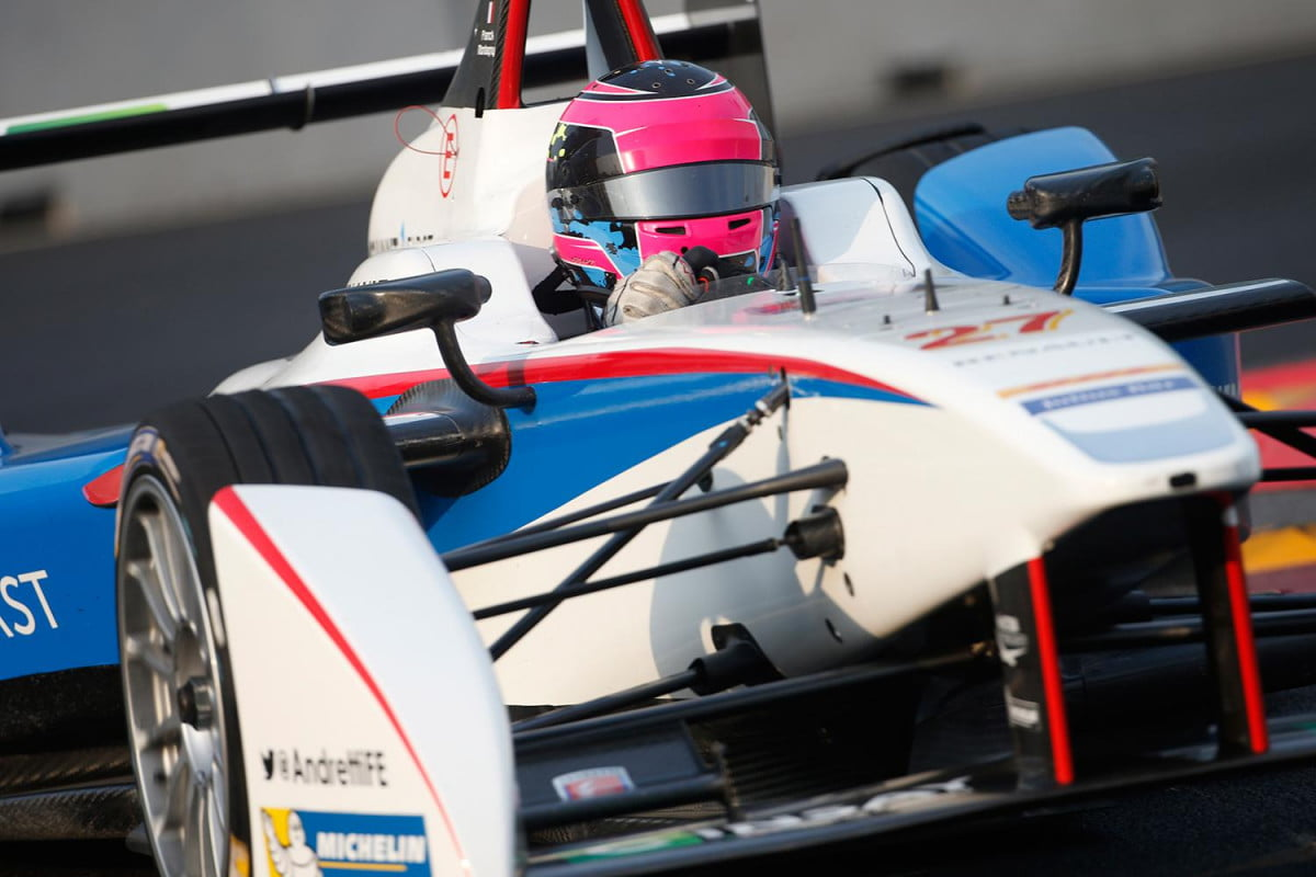volvo may join formula e electric car racing series