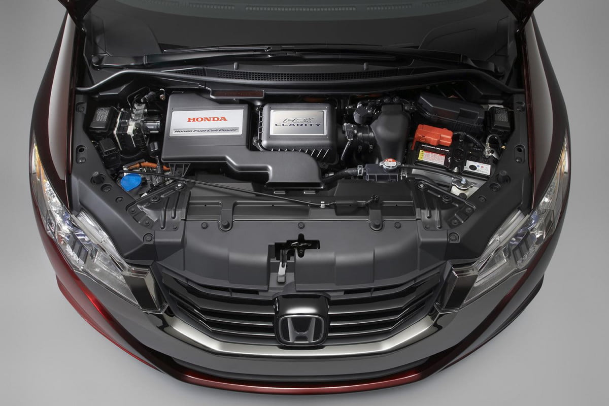 gm honda joint fuel cell factory clarity fcv