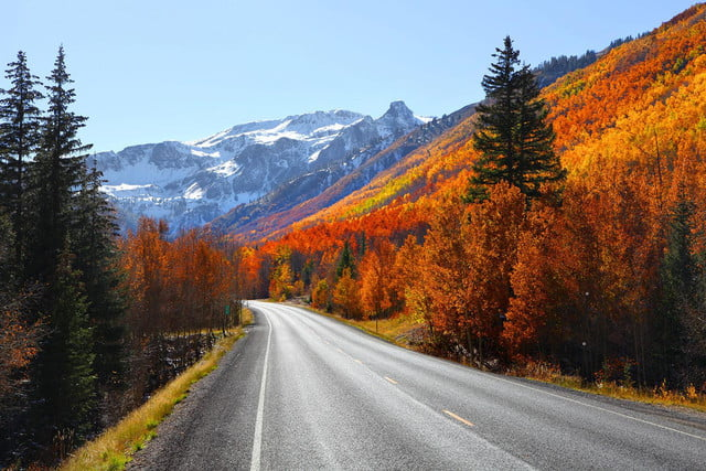 most efficient route visit us states road trip america  of the best scenic drives in u s