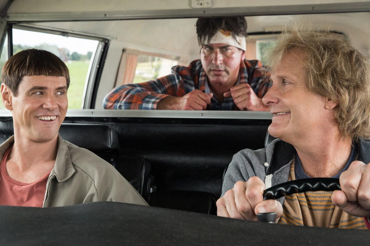 rob riggle tells us dumb dumber leading part dead rising movie and to