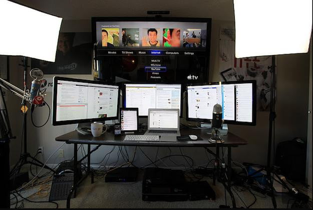 Robert Scoble PC Setup