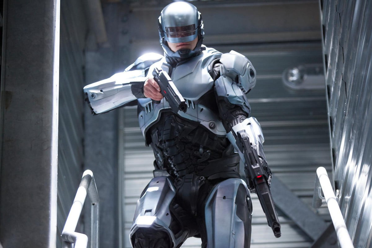 robocops reboot will test whether tech can terrify the iphone wielding masses robocop  oped main