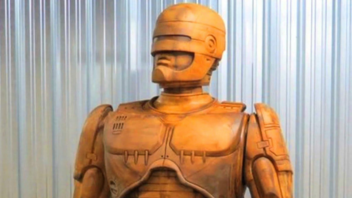 robocop statue unveiled today detroit part day