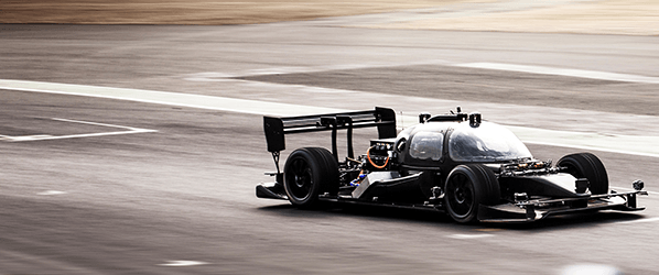 Who needs drivers? This autonomous 'Roborace' car plans to win all by itself