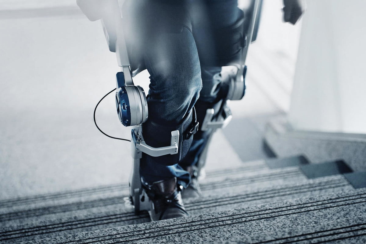 can augmentation save workers from job automation robot exoskeleton