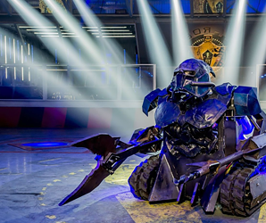 BBC's new 'Robot Wars' resurrects your favorite wired warriors