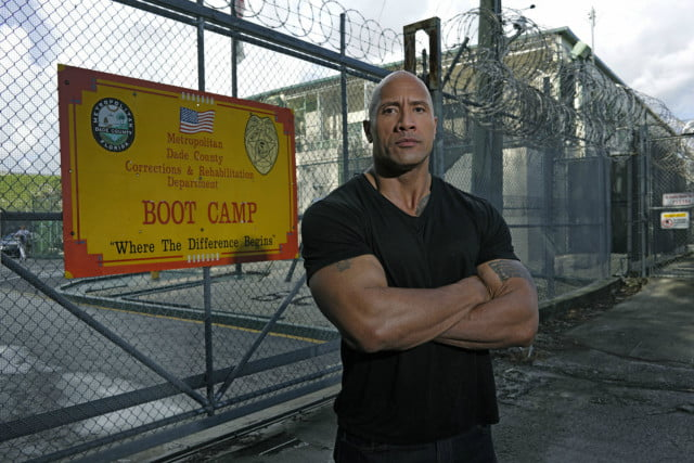dwayne johnson hbo documentary boot camps rock and a hard place