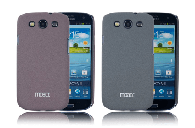 ROCK Quicksand cases for Galaxy S3