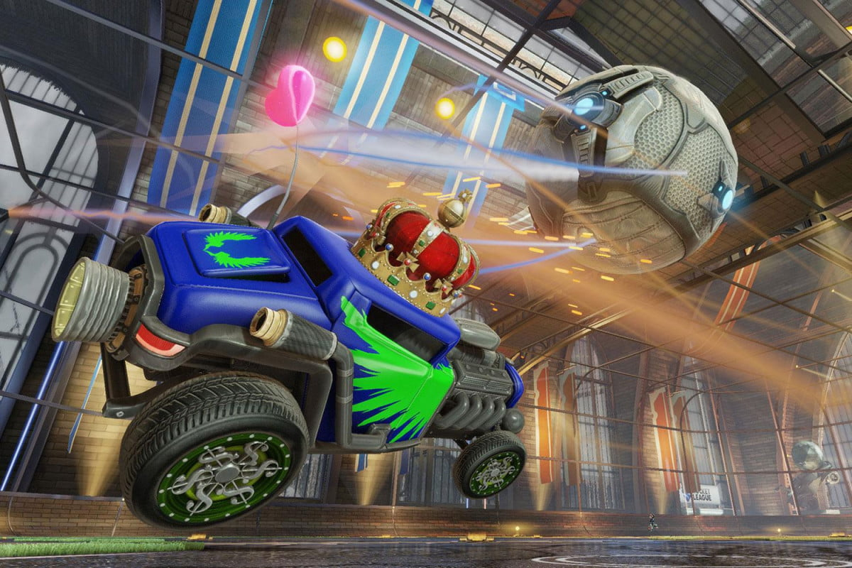 rocket league patch  released featured