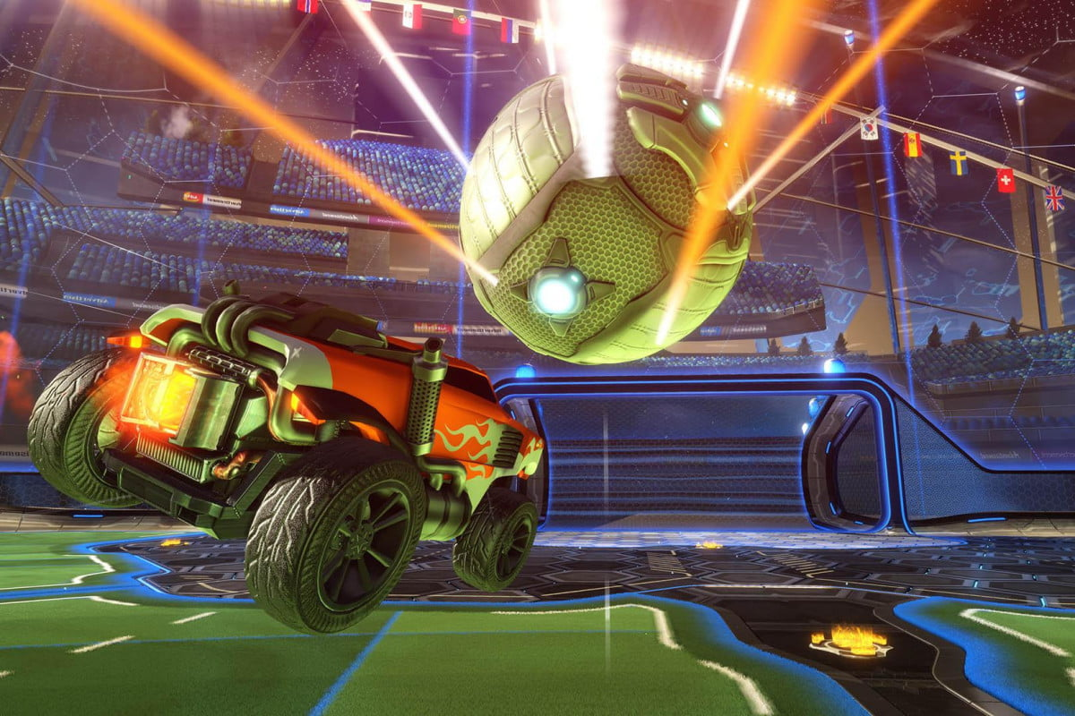 rocket league halloween dlc rocketleagueupdate