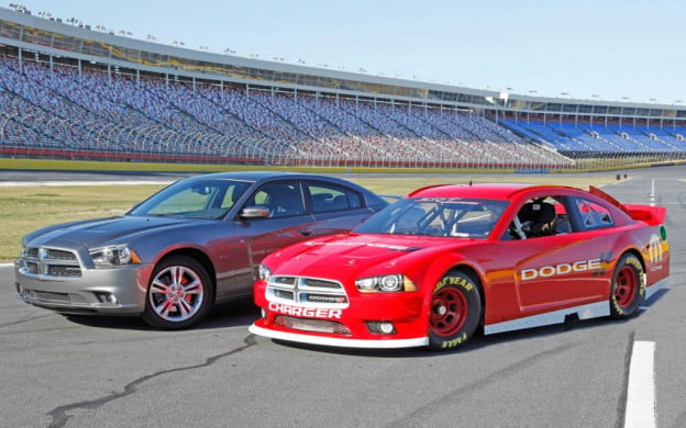 Dodge pulls out of NASCAR