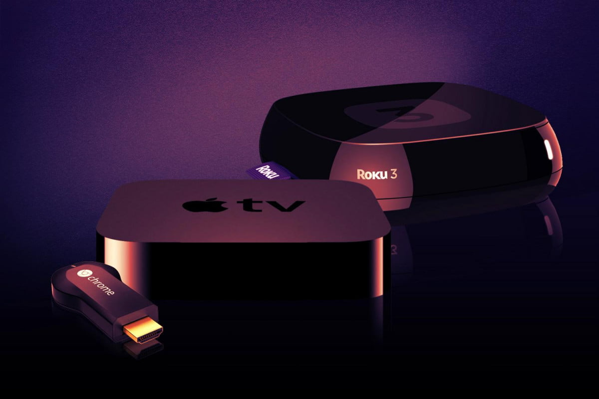 google chromecast versus roku  apple tv vs chromcast
