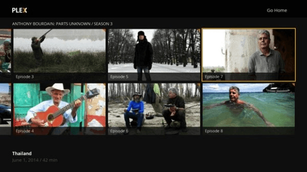 plex for roku app gets a much needed makeover