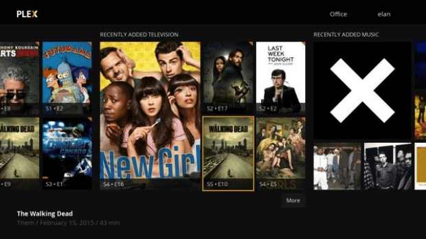 plex for roku app gets a much needed makeover  update