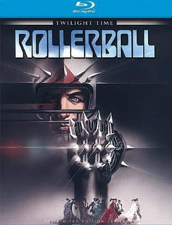 Rollerball 1975 Limited Edition to 3000 blu ray