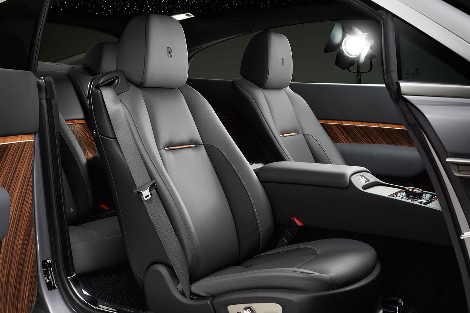 rolls royce wraith 39 inspired film 39 new york auto show digital trends. Black Bedroom Furniture Sets. Home Design Ideas