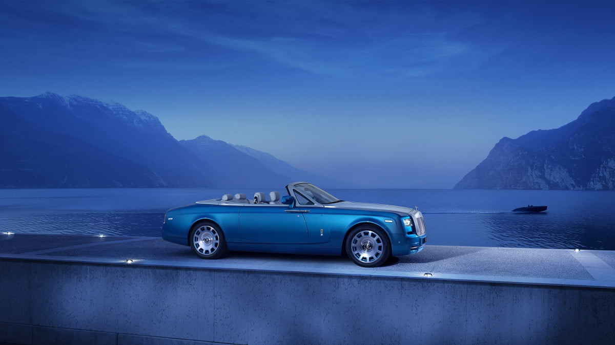 rolls royce phantom news rumors specs convertible