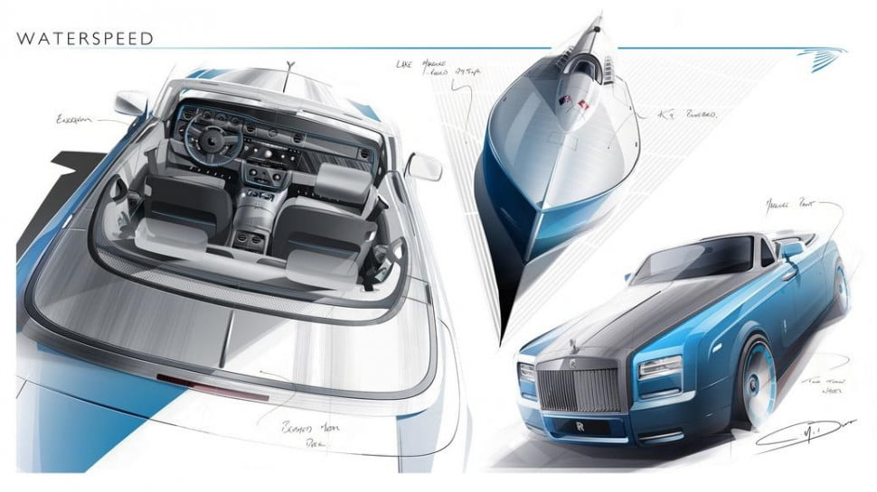 Phantom Drophead Coupé Waterspeed Collection teaser image