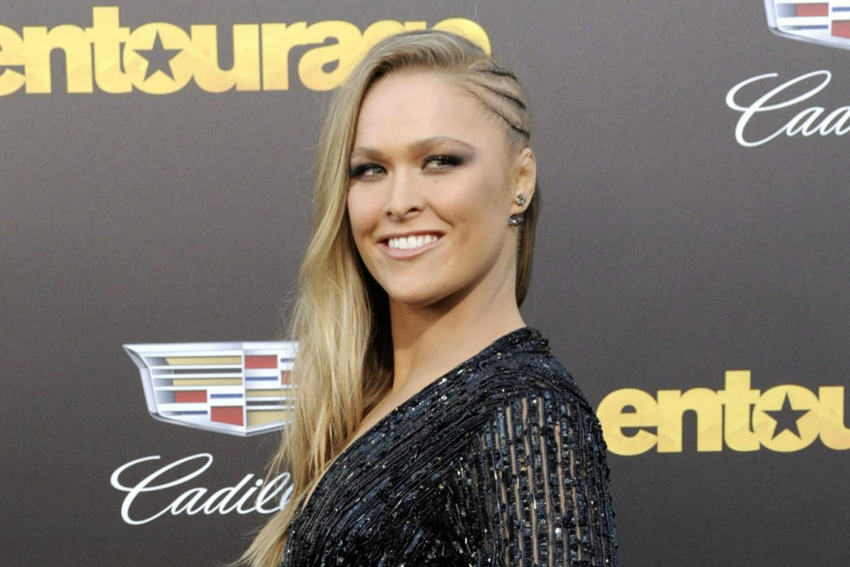 road house ronda rousey