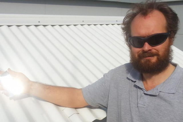 australian researchers polymer material keeps roofs cooler roof  angus gentle cropped