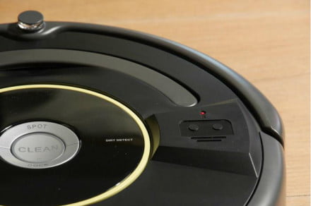 roomba thinking cleaner