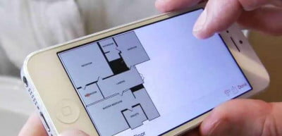 RoomScan: Need to figure out the dimensions of a room? Leave that rusty old tape measure in your toolbox; this app allows you to created a detailed floor plan of your space just by tapping your phone on your walls.