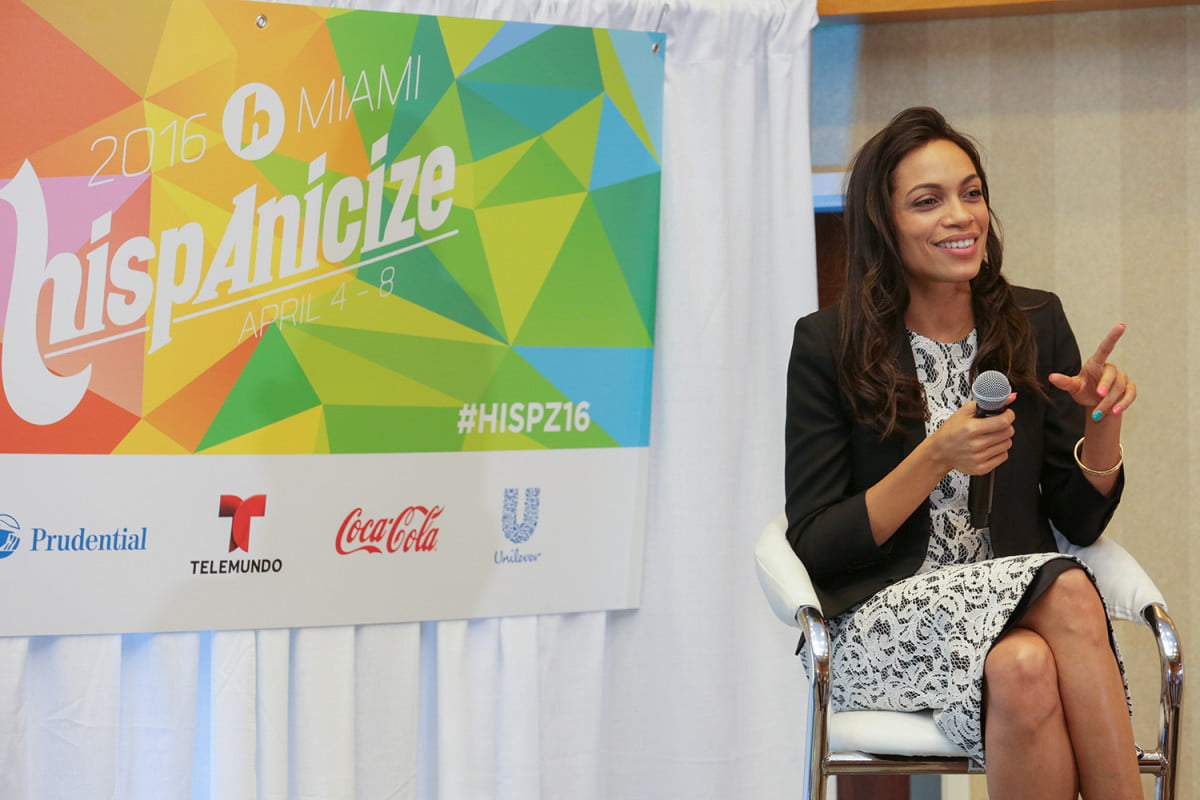 rosario dawson on politics youth hispanicize
